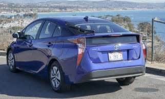 What Is Toyota Prius 2016 Toyota Prius Drive Review Automotive Content