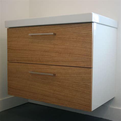 Custom Cabinet Doors For Ikea Oak Godmorgon Custom Fronts For Ikea Cabinets B A T H R O O M S Products Ikea