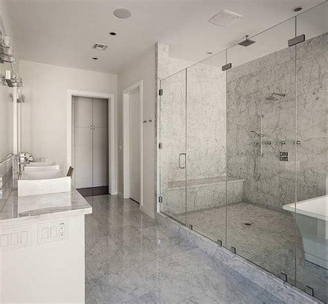 Bathtub In Shower Room Bunker Hill Residence Geometrically Designed Contemporary