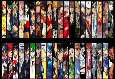 best shonen what was your exposure to anime dividebyzer0 t a r