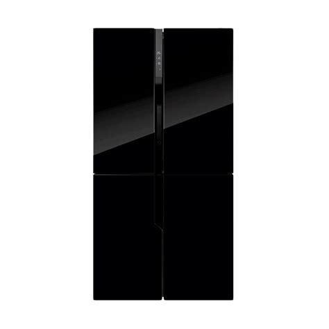 Kulkas Khusus Untuk Asi jual gea rq 56wc kulkas side by side hitam 4 pintu