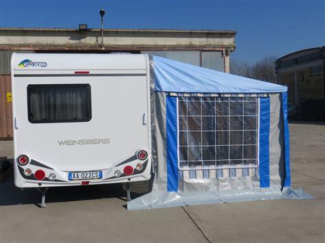 veranda caravan come montare la veranda della caravan