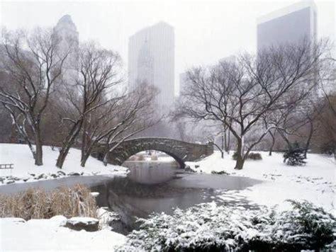 imagenes de nueva york invierno invierno en nueva york turismo nueva york
