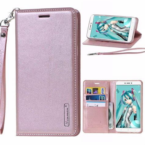 Leather Flip Cover Wallet Xiaomi Redmi Note 1 3 4 Pro Casin xiaomi redmi note 4x hanman genuine leather wallet