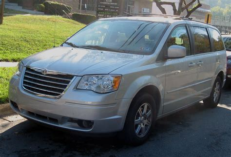 Chrysler Town And Country Wiki by File 08 Chrysler Town And Country Jpg Wikimedia Commons