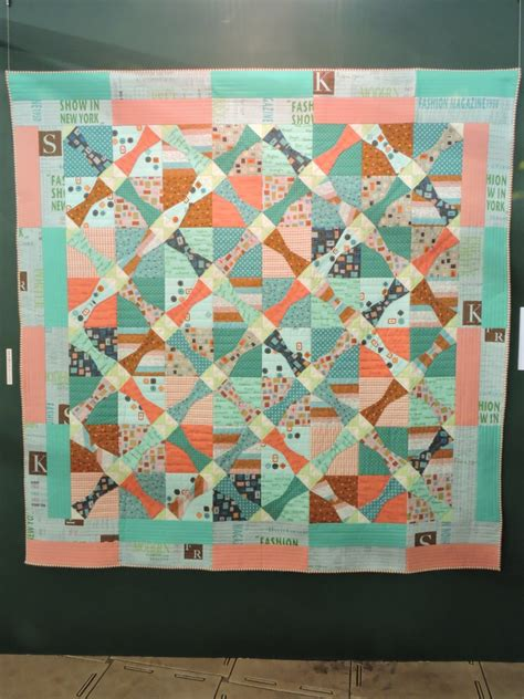 International Quilt Show 2015 by Great Tokyo International Quilt Festival 2015 Blossom