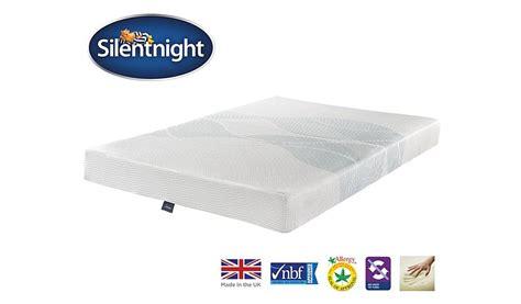 Silent Memory Foam Single Mattress by Silentnight 3 Zone Memory Foam Mattress