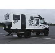 Un Camping Car Baroudeur Sur Iveco Daily  Magazine