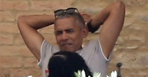 what obama was just spotted doing in italy will disturb