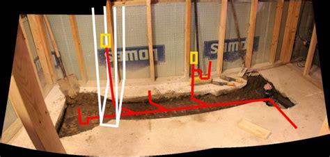 Basement Bathroom Plumbing Venting Help Needed Basement Basement Plumbing Vent