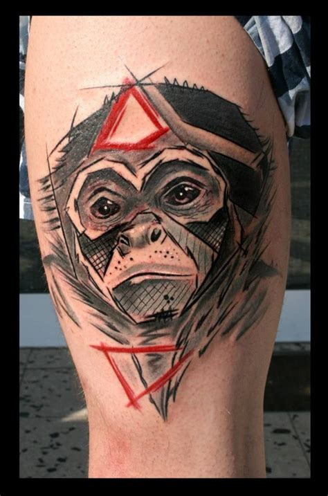 monkey tattoos for men 202 best monkey tattoos images on