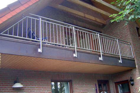 Balkongeländer Kaufen by Balkongel 228 Nder Zaun Kaufen Leeb Balkone Und Z 228 Une