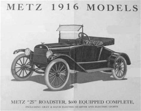 metz automotive the metz 25 automobile the metz company