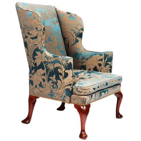 54 best wingback chairs images on armchairs