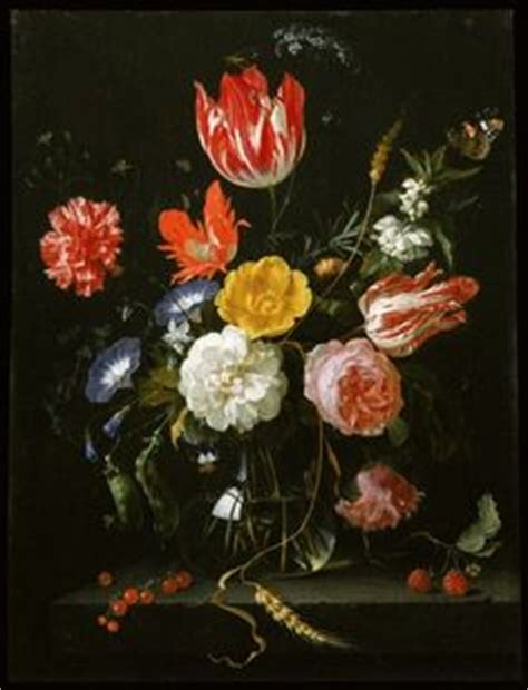 Vase Of Flowers Jan Davidsz De Heem 1000 Images About Dutch Flower Vase On Pinterest Dutch