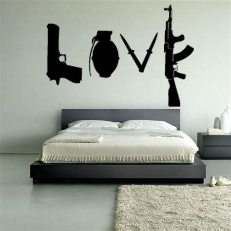 wall stickers banksy wall stickers wall decals wall vinyl vinyl wall