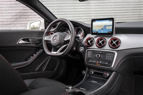 Mercedes Interior 2015 Mercedes Cla250 4matic Review Term Update 5