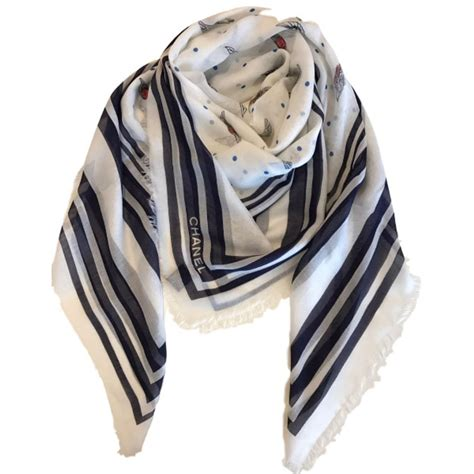 Chanel Scarf by Chanel Scarf Www Imgkid The Image Kid Has It