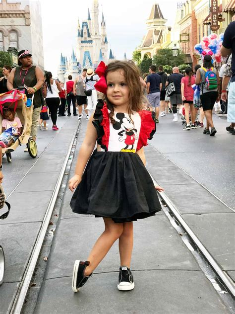 Dress Micky limited edition mickey mouse dress by magnolia lake clothing