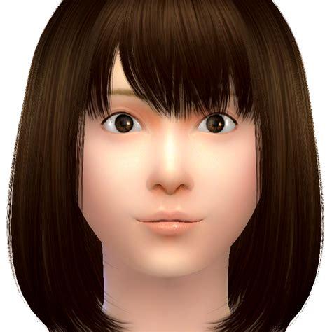 sims 4 kawaii skins the sims 4 japanese girl by fadhilyudho on deviantart