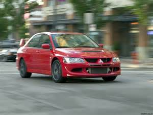 2005 Mitsubishi Evo Mr Document Moved
