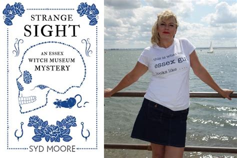 strange sight an essex witch museum mystery books events essex book festival