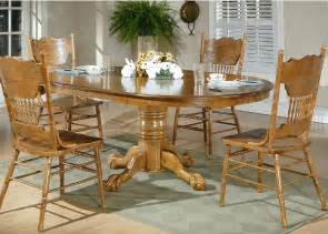 Dining Room Table And Chair Sets Oak Dining Room Table And Chairs 6 Best Furniture