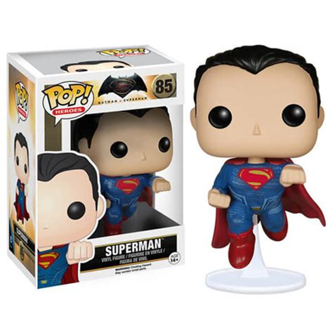 Funko Pop Superman No 85 Lego Batman Transformers Hasbro dc comics batman v superman of justice superman pop