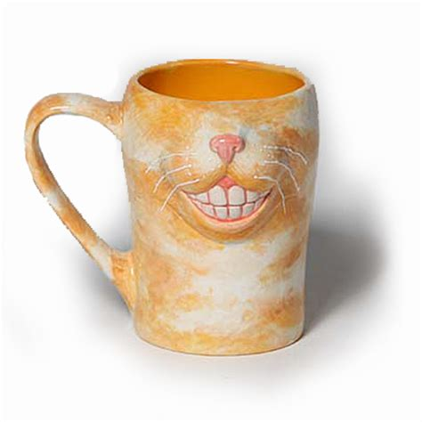 Cat Smile Mug big smile cat mug mb1441