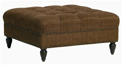 bernhardt cocktail ottoman bernhardt upholstered accents colston square cocktail