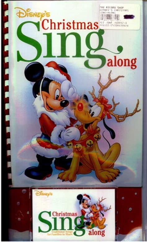 disney s christmas sing along disney wiki fandom