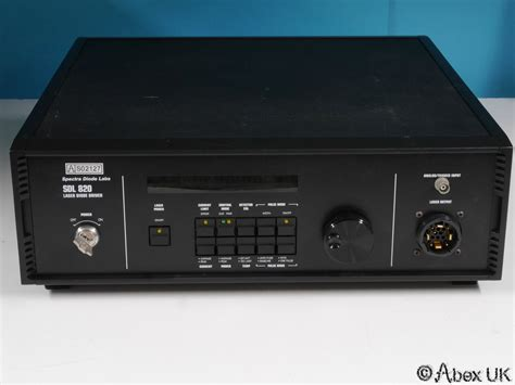 spectra diode labs spectra diode labs 28 images spectra diode labs sdl820 laser diode driver high power cw
