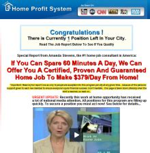 home profit system scam read my review avoid