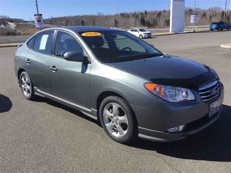 2010 Hyundai Elantra by Used 2010 Hyundai Elantra Sport In Grand Falls Used