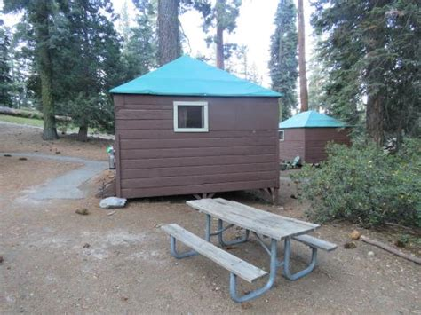 tent cabin picture of grant grove cabins sequoia and