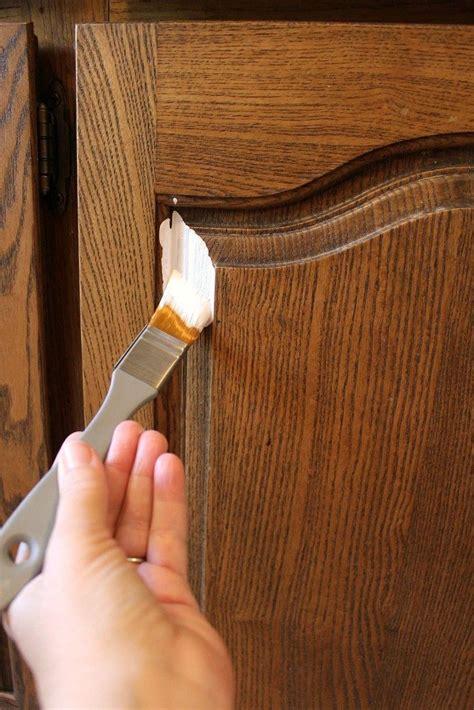 paint kitchen cabinets  sanding