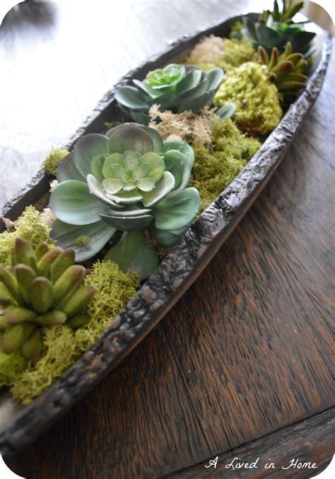 diy succulents a lived in home diy succulent arrangement