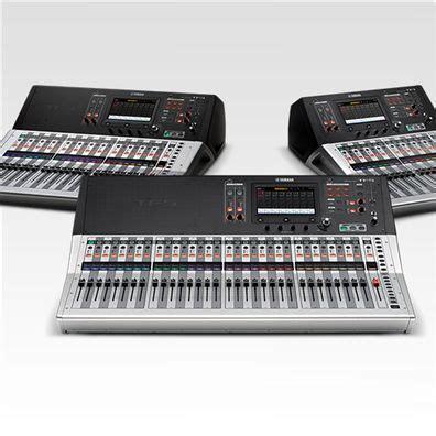 Yamaha Audio Mixer Di Malaysia mixers professional audio products yamaha malaysia