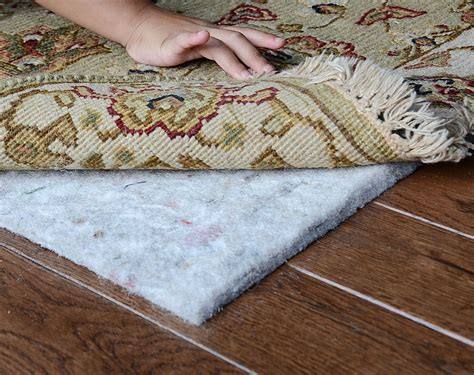 best rug pads for hardwood floors carpet review