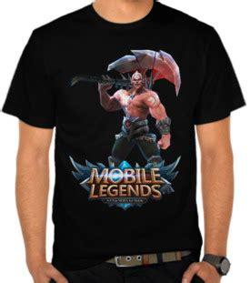Ready Kaos Tshirt Mobile Legend Indonesia jual kaos distro beli t shirt murah satubaju