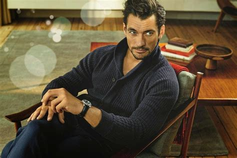 Navy Vanity by David Gandy For M Amp S F W 2014 Campaign Pictures Update