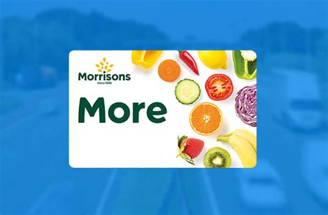 Morrisons Gift Cards - how to earn cashback on fuel confused com