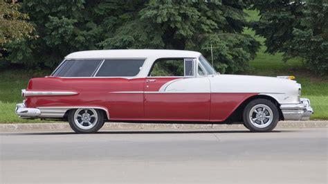 1956 Pontiac Safari Wagon by 1956 Pontiac Safari Station Wagon F109 Des Moines 2010