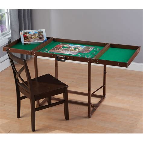 jigsaw puzzle table best 25 puzzle table ideas on puzzle board