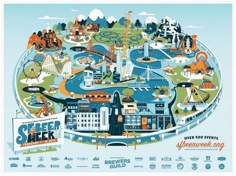 san francisco breweries map 17 best images about san francisco week on