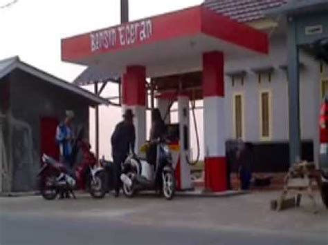 Pertamini Digital Pom Mini pompa bensin mini karawang