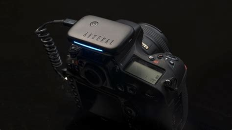 Arsenal Kickstarter | arsenal intelligent camera assistant on kickstarter