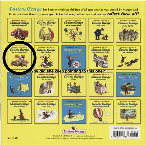 and goes toã books curious george children s books