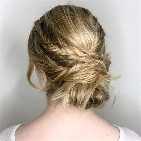 10 cute cool messy elegant hairstyles for prom looks
