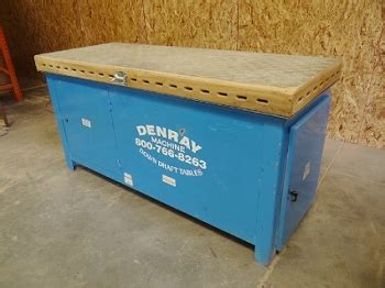 delta downdraft sanding table irs auctions lot listing